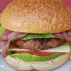 Χάμπουργκερ - Κλαμπ σάντουιτς